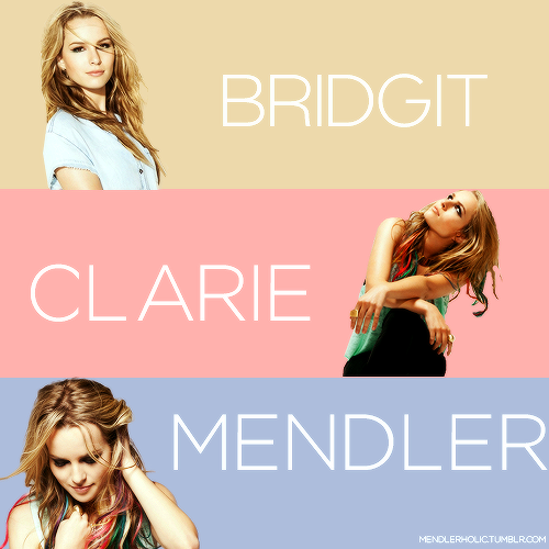 brighit mendler should be a hair and make up modle