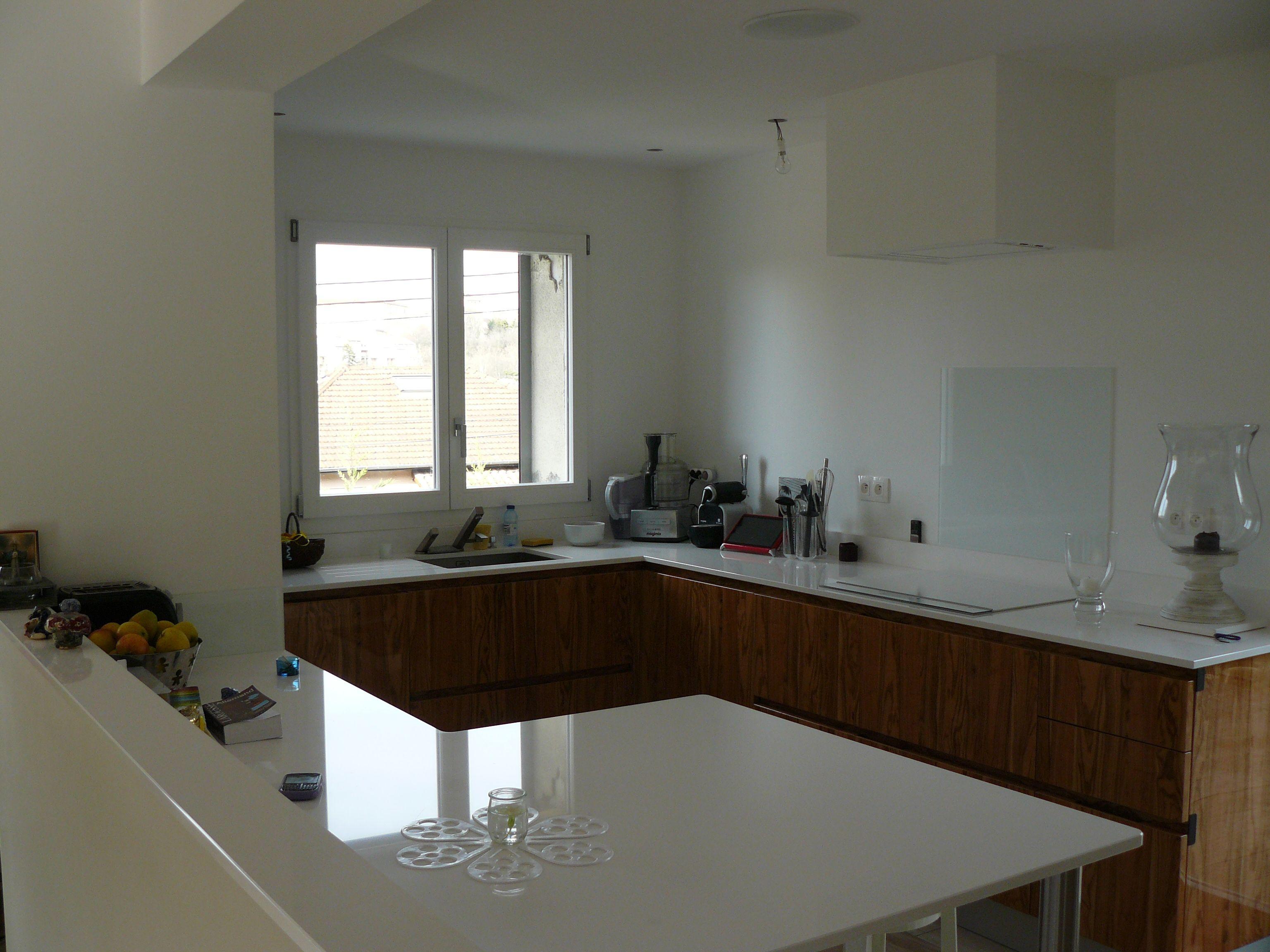 Plan De Travail Granit Loire réalisation excoffier cuisines cuisine césar - modèle yara