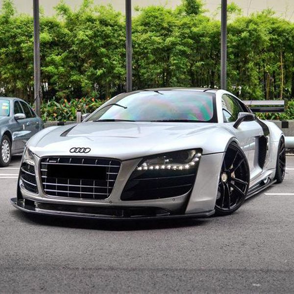 Audi R8, Audi And Cars