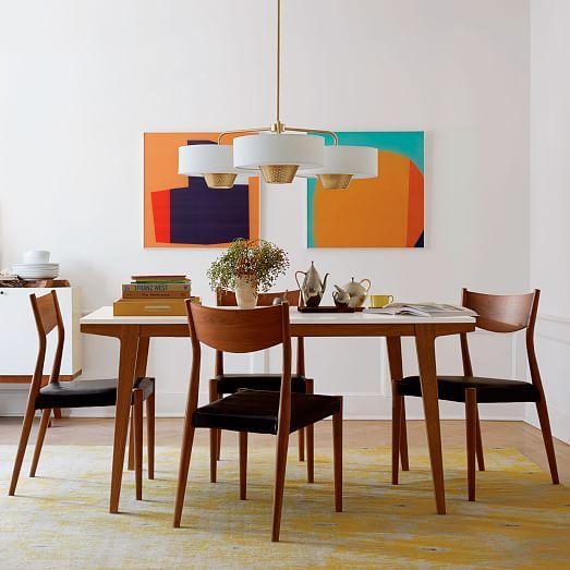 Modern Expandable Dining Table Decoracion Hogar Hogar