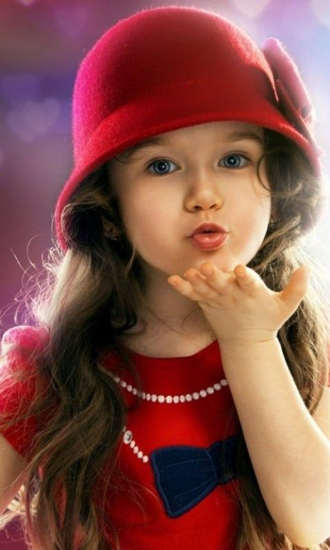Baby Wallpapers Hd For Mobile Cute Sweet Girl Pic Impremedia
