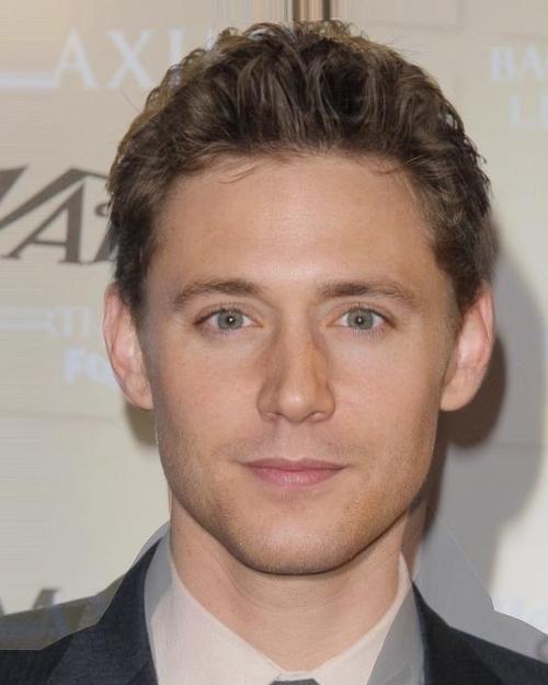 Tom Hiddleston And Jensen Ackles