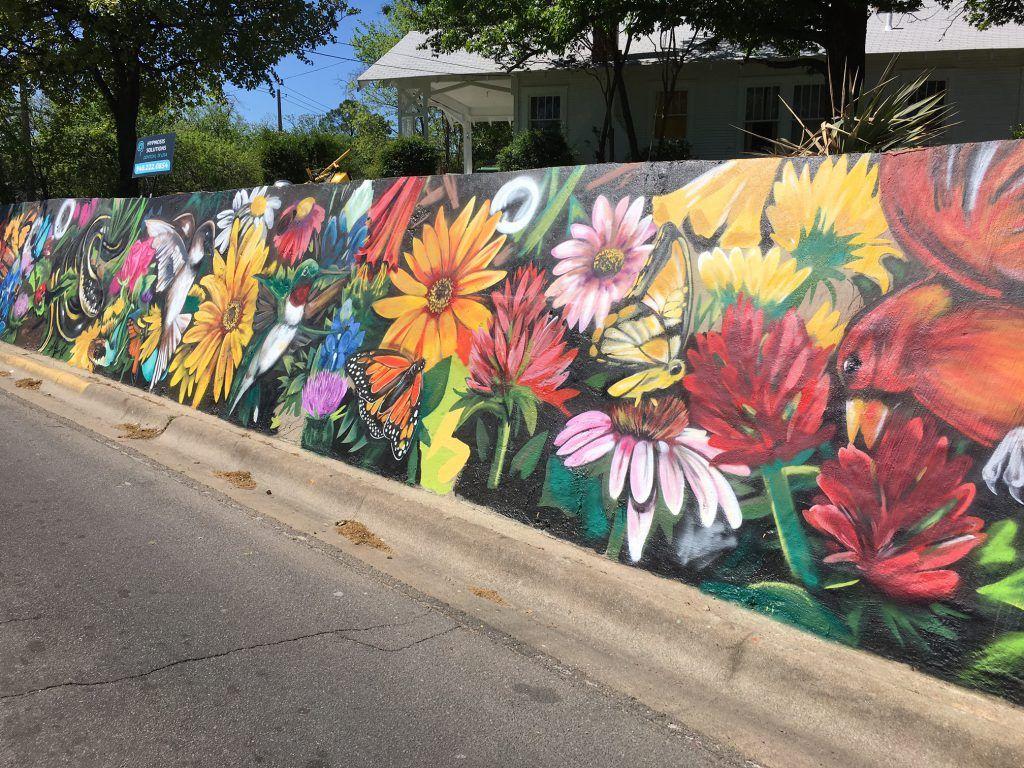 картинки из цветов на забор витебске вспомнили