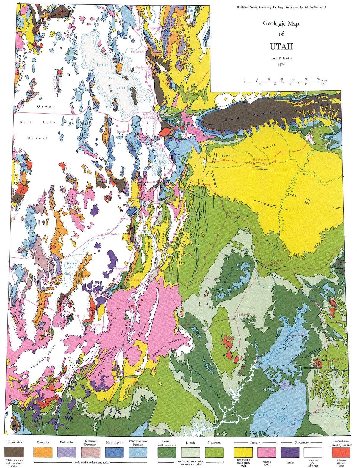 Worksheet. Utah Geologic Relief Map 1200x1575  Utah and Geology