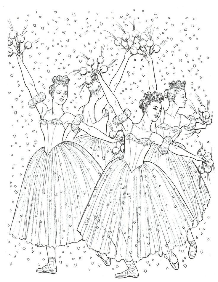 Nutcracker Coloring Page Christmas Coloring Pages Coloring Pages