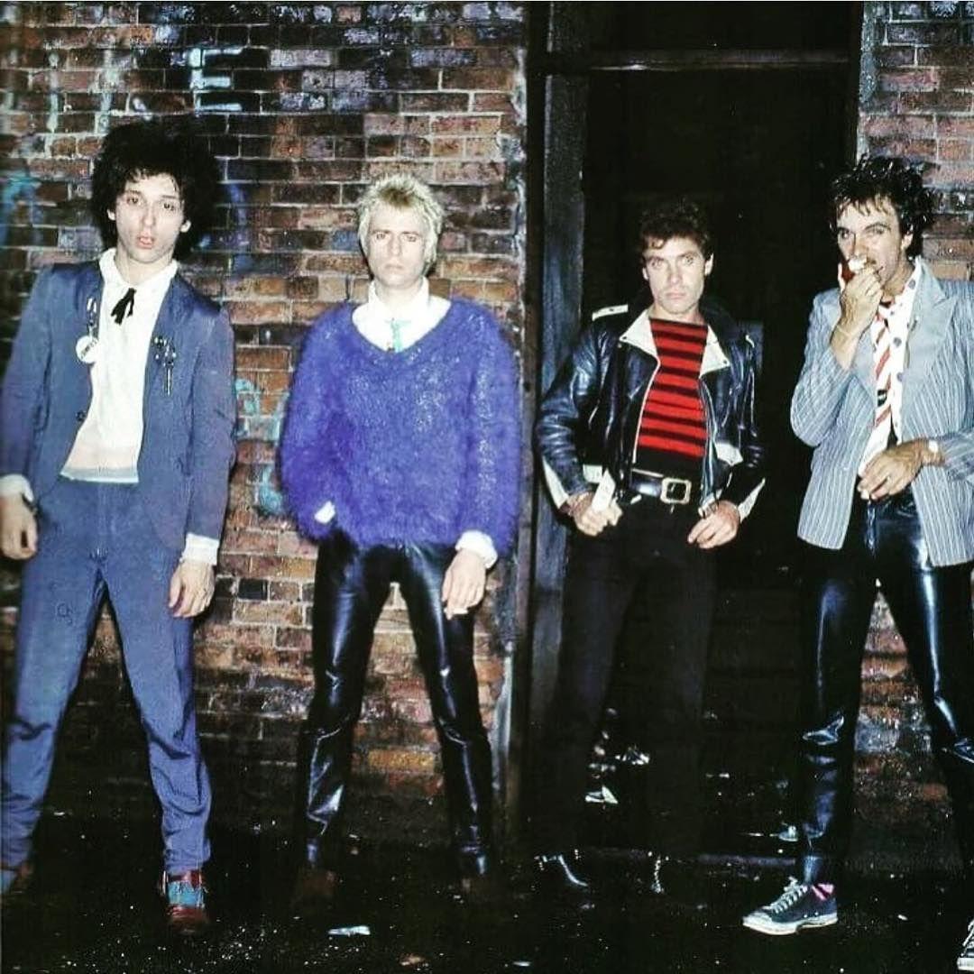 The Heartbreakers - Johnny Thunders, Jerry Nolan, Billy Rath ...