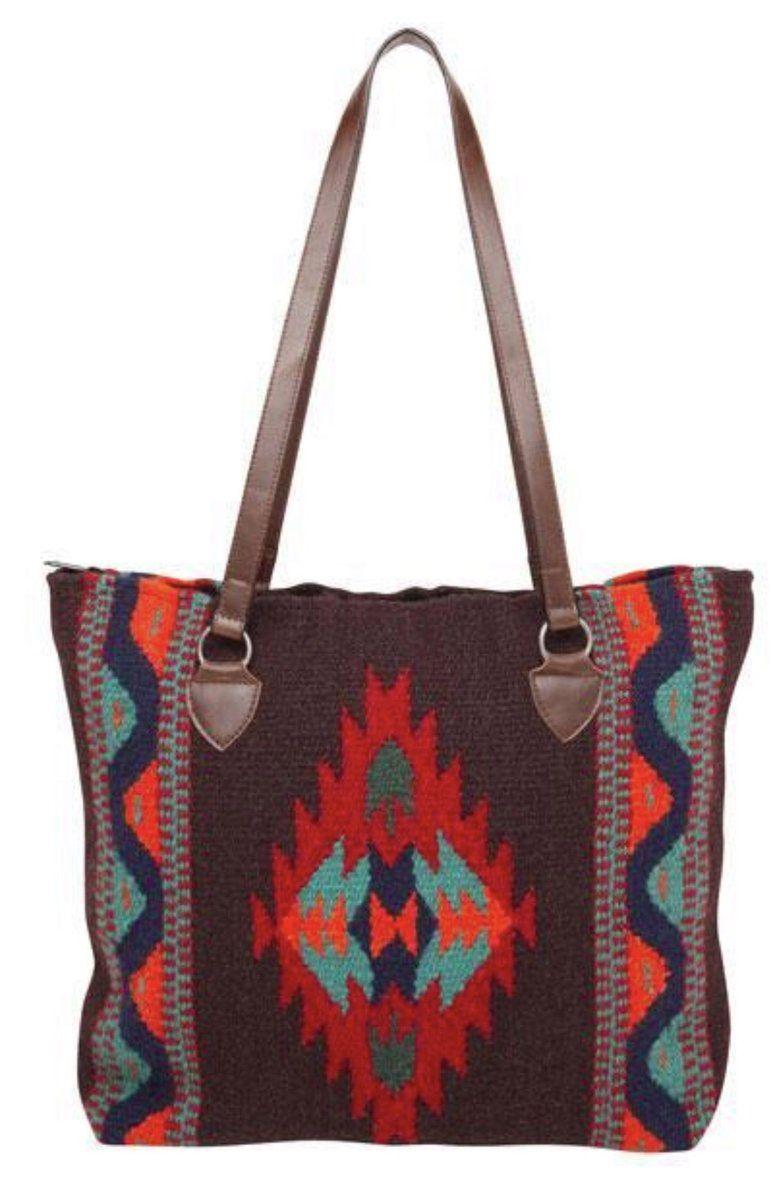 ca96f46cbf59 Marisol 'Large Red Agave' Tote Bag - $190.00 : Manos Zapotecas   wishlist    Bags, Tote Bag, Purses, bags