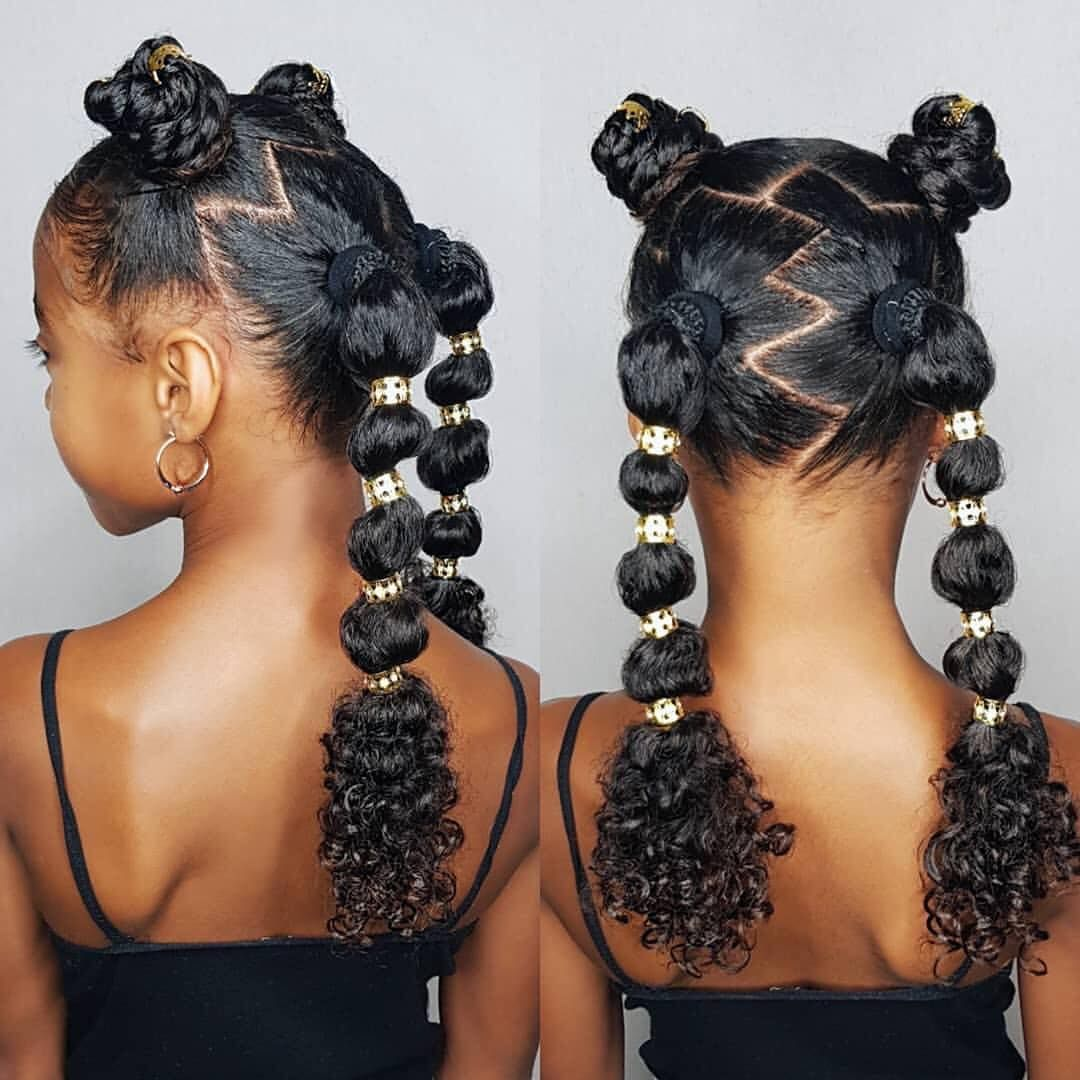 Which One Is Your Fav Swipe Follow Naturalhairlovez For More Natural Hair Co Natural Hair Styles Natural Hair Styles Easy Black Kids Hairstyles
