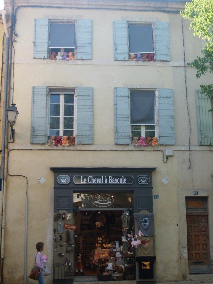 Saint Rémy De Provence Cheval à Bascule Saint Remy De Provence Bascule