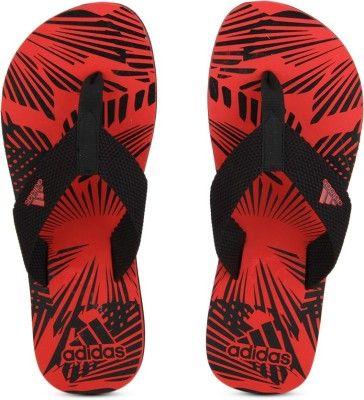 Adidas ARIL ATTACK MEN Flip Flops Buy SCARLEBLACK Color
