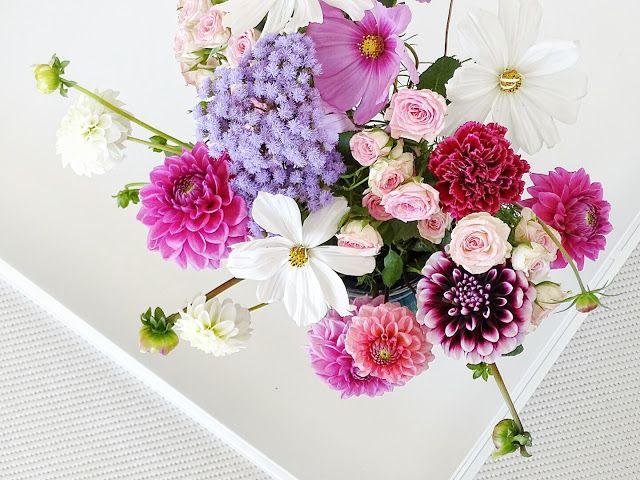 Hallo Herbst | flower power | Pinterest | Dahlie, Frisch und Leben