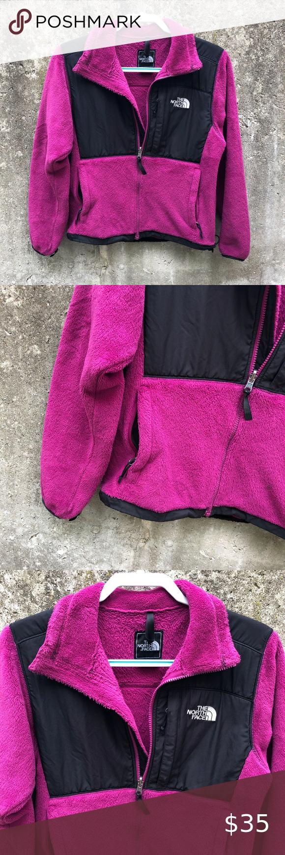 The North Face Denali Jacket Grey North Face Jacket Fleece Hoodie Jacket Clothes Design [ 1740 x 580 Pixel ]