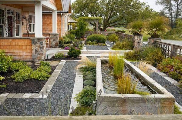 Olvida el aspecto tradicional modernas ideas de patios for Paisajismo de patios