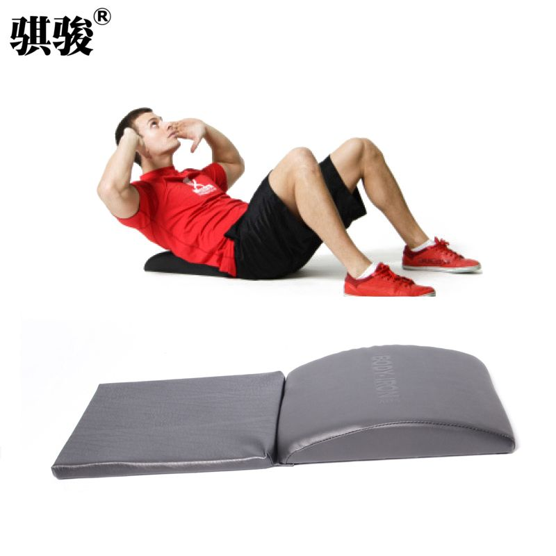 Ab Mat Portable Folding Sit Up Bench Waist And Abdomen Exercise Training Device For Private Gym Coach China Mainland Exercise Exercise Benches Fitness Body