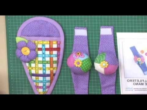 Sonia franco programa nuestra casa set de costura - Casas de patchwork ...