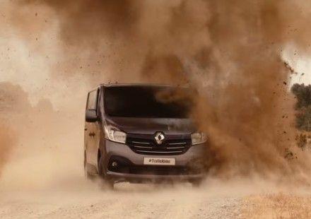 Renault - The TraficRider