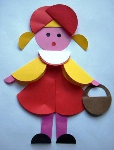 20 Paper Semi Circles Crafts For Kids