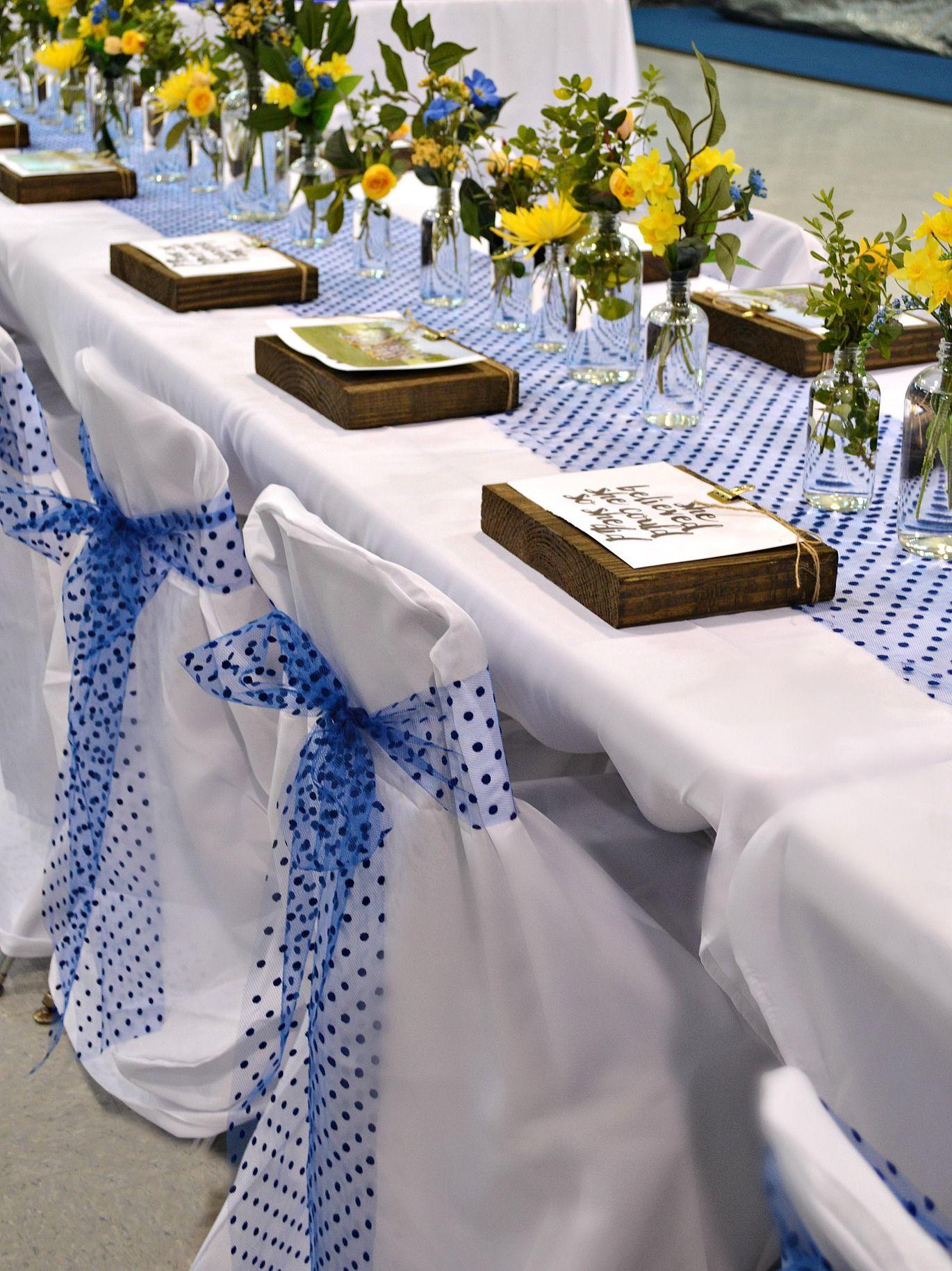 Chic Banquet Decorations On A Budget Banquet Decorations