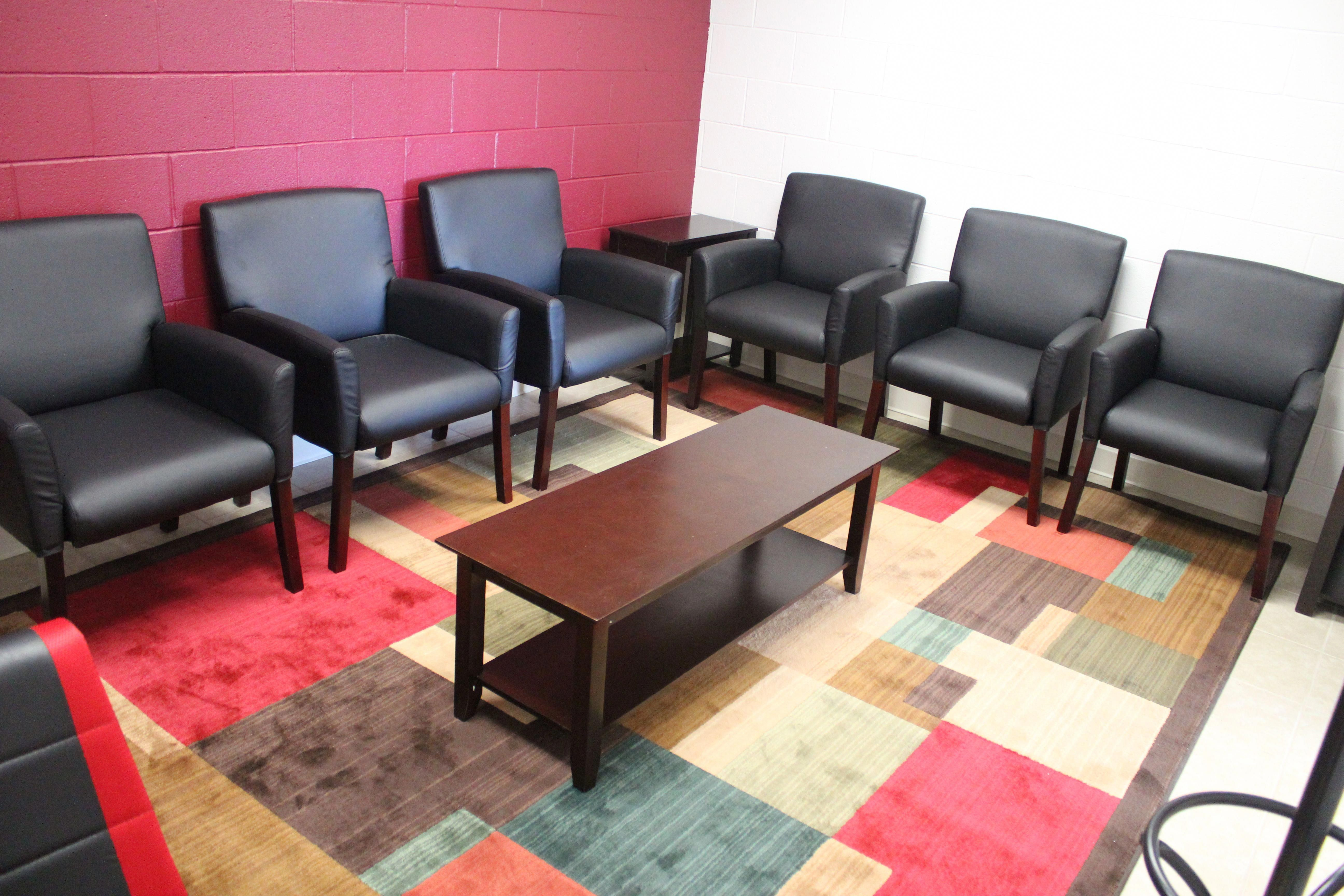 Renovation Ideas by Earnestine Ciffit Office waiting