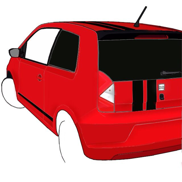 Nearly Finished Design Of A Seat Mii My Autodesk Sketchbook