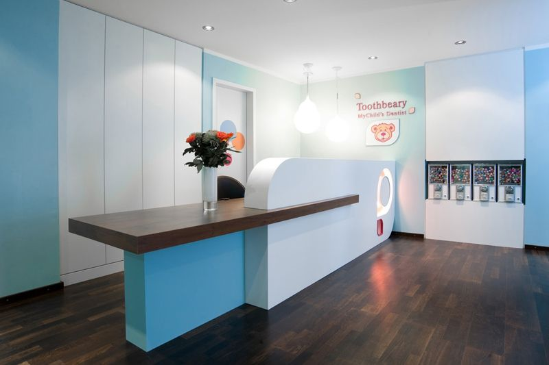 Amazing Ideas of How to Design a Modern Dental Clinic for Children ...