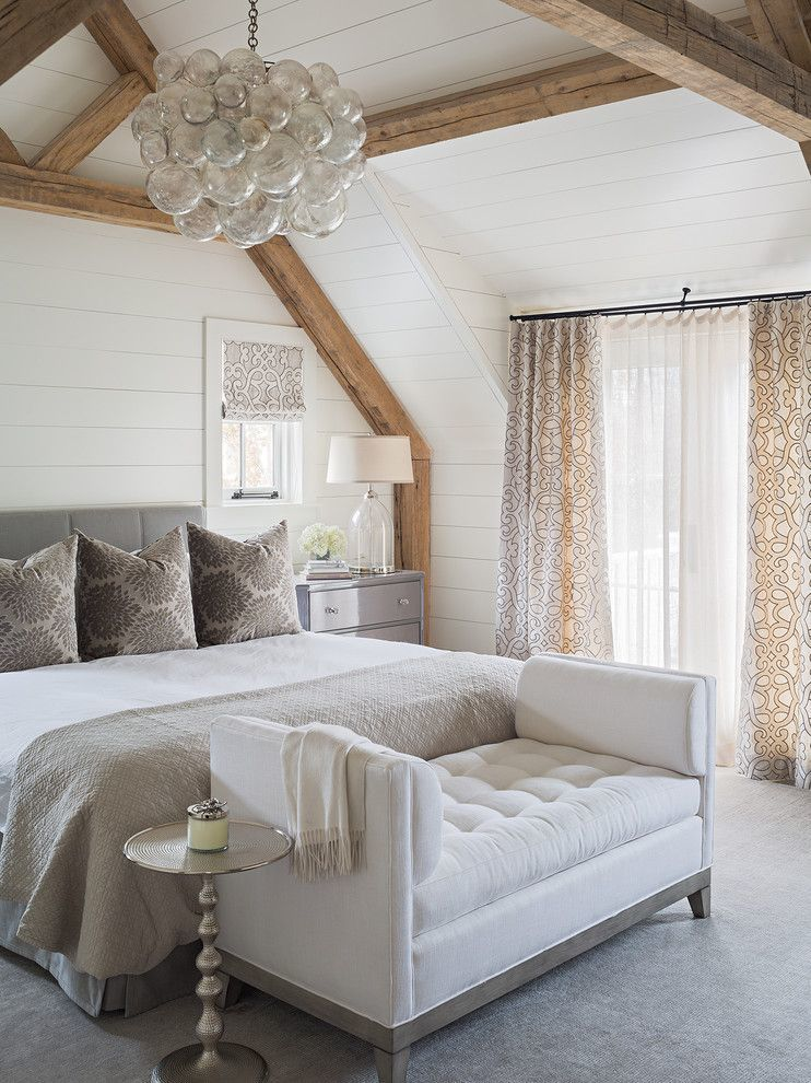 Cliff Road Transitional Bedroom
