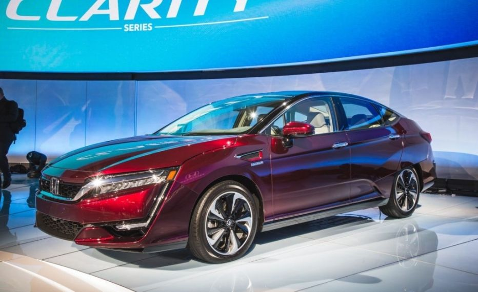 2020 Honda Clarity Rumors With Images New Suv Upcoming Cars