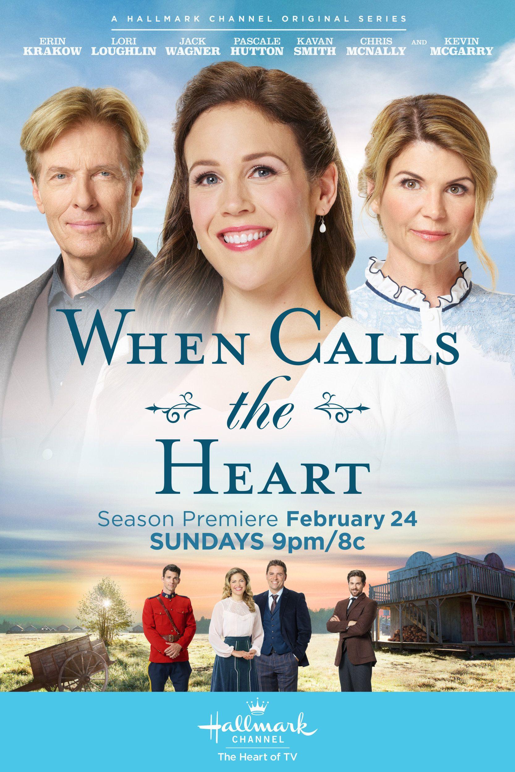 Hallmark Channel S Heartwarming Drama When Calls The Heart