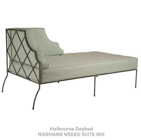 Astounding Melbourne Daybed From Niermann Weeks Suite 905 Outdoor Download Free Architecture Designs Scobabritishbridgeorg