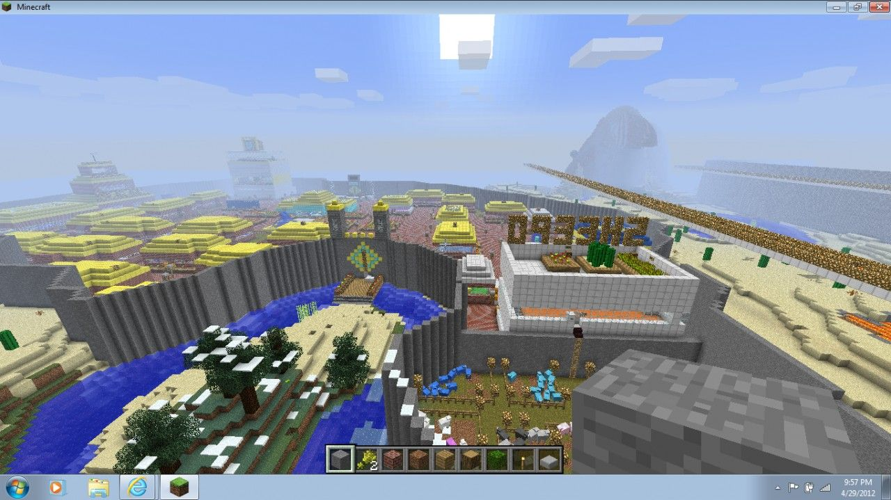 The Hunger Games Panem Minecraft Coming Soon Minecraft Blog Game Pictures Hunger Games Minecraft