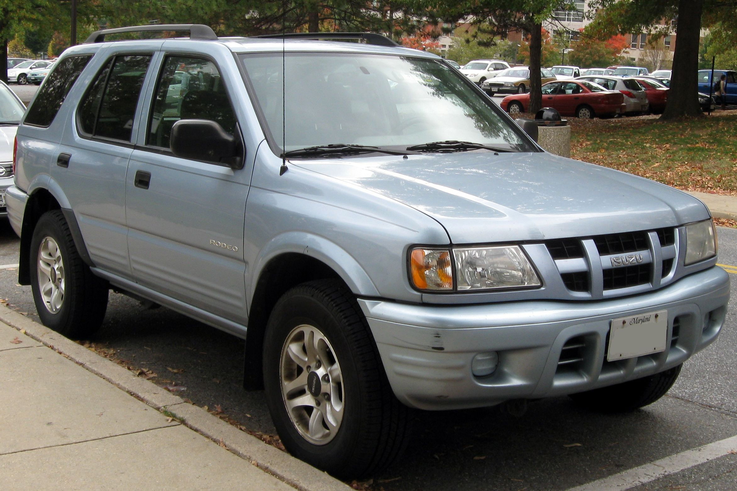 Engine Issues On A 2000 Isuzu Rodeo Manual Review