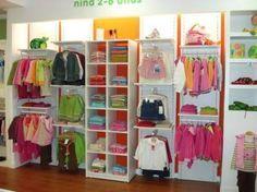 muebles para tienda de ropa infantil - buscar con google | muebles ... - Tiendas De Muebles Para Ninos