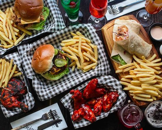 Find takeaways and food delivery in London Uber Eats