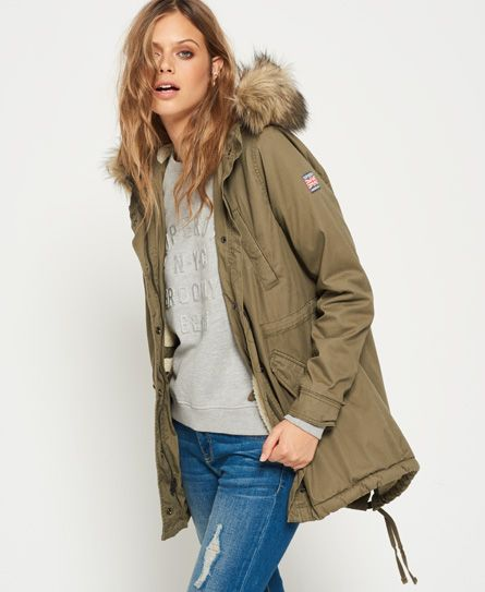 check out accd4 0b697 SUPERDRY Angebote Superdry Heavy Weather Rookie Fishtail ...