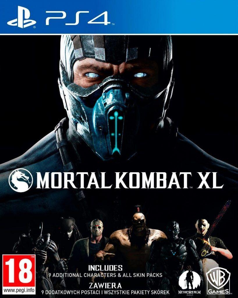 Mortal Kombat XL [PKG] [v1 04] [LATINO] [PS4] [USA] [MF-MG