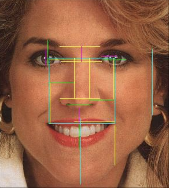 The Designer S Guide To The Golden Ratio With 14 Examples Golden Ratio Divine Proportion Face Proportions