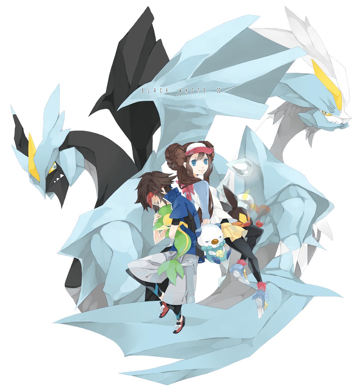 Pokemon BW2