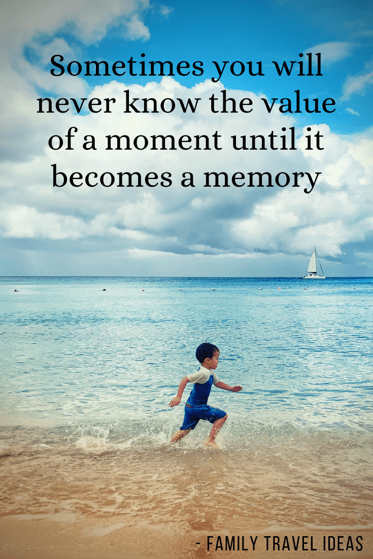 Quotes On Travelling With Family