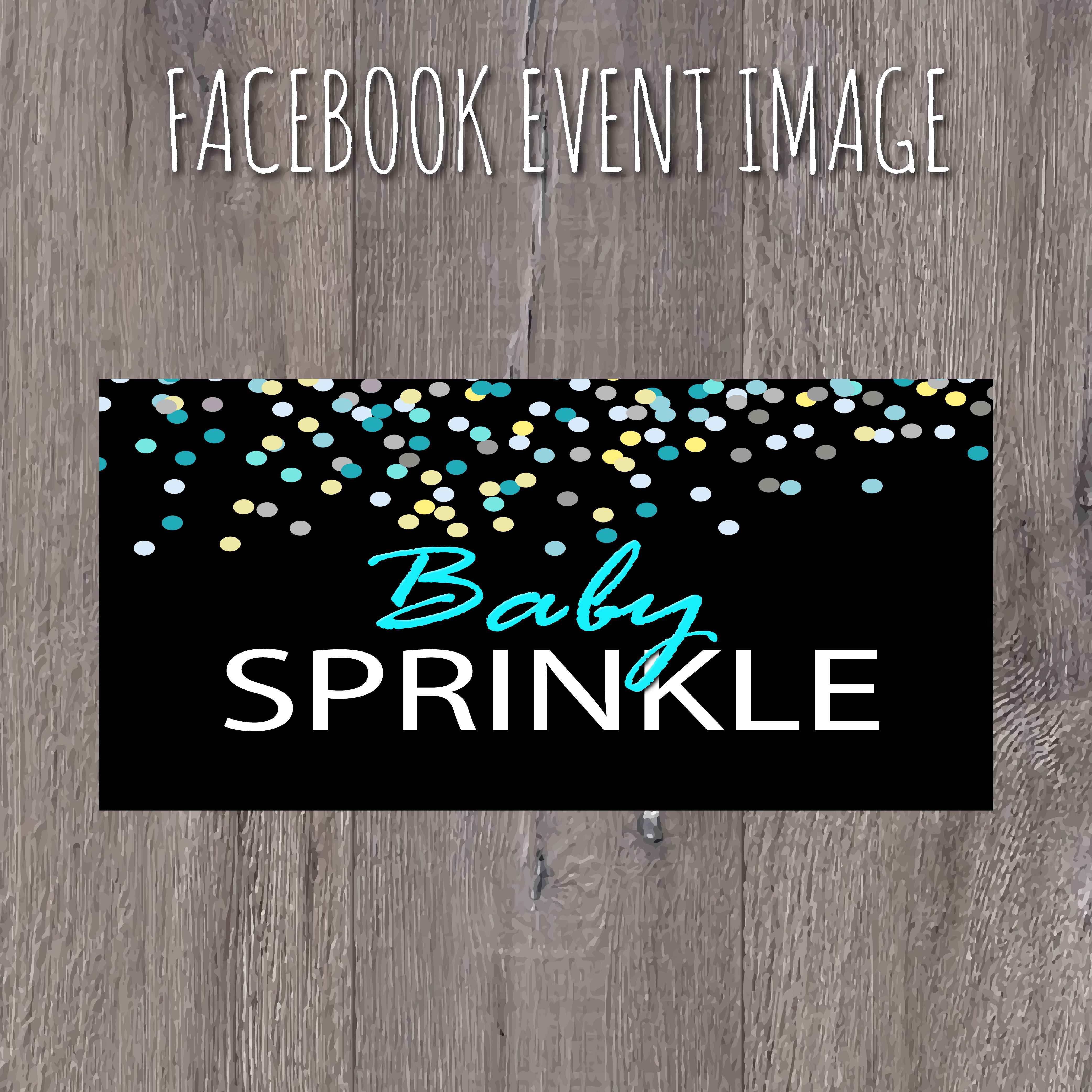 baby sprinkle facebook event image baby shower sprinkles sprinkle