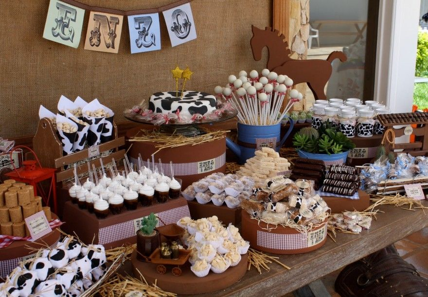 A Little Western Going On Here 20th Birthday Party Party Themes For Boys Cowgirl Party