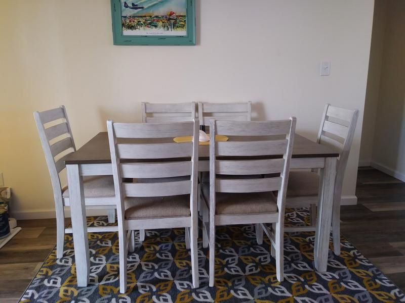 Skempton Dining Room Table And Chairs Set Of 7 Kn Dining