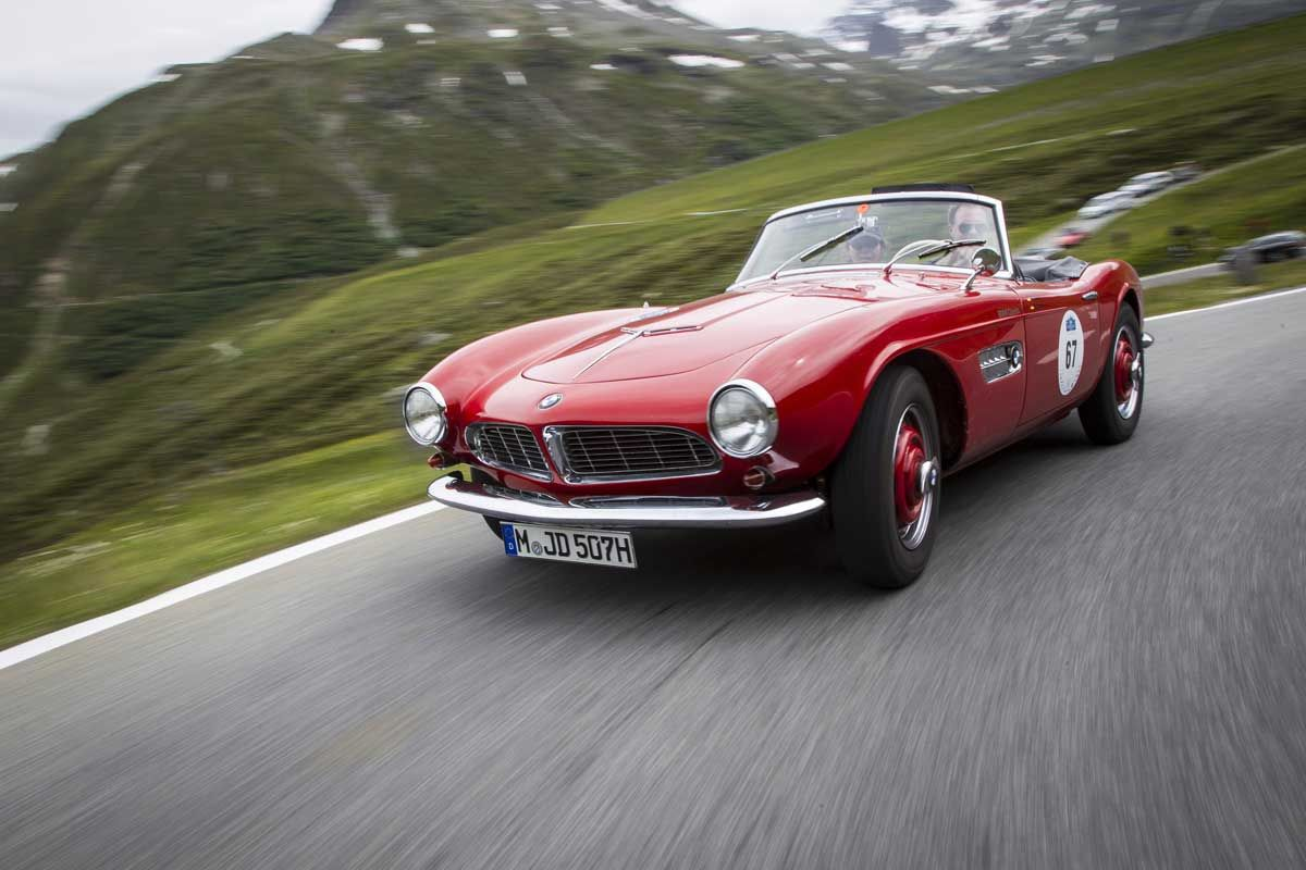 Motor'n News | TOP 10 BEST BMWS OF ALL TIME BMW 507