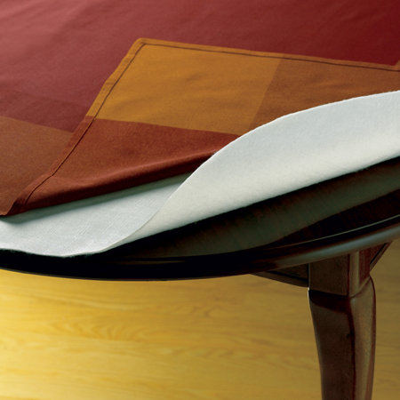 Cut-to-Fit Cushioned Table Pads
