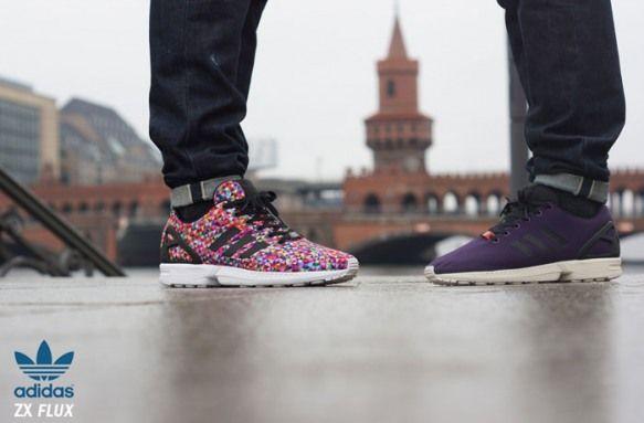 adidas originals zx flux prism