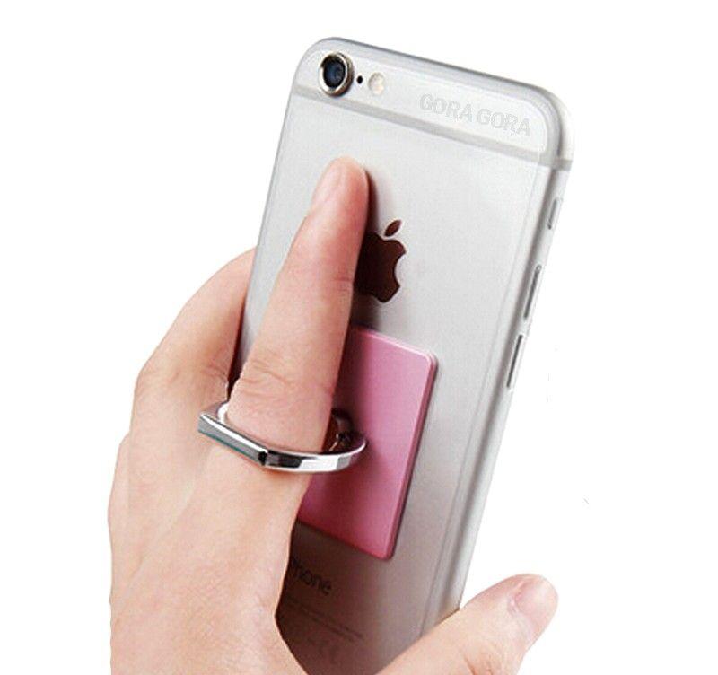 Soporte para celular anillo hook soporte anillos y for Accesorios para smartphone