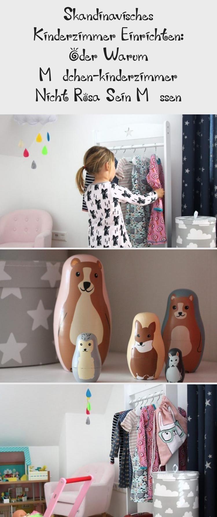 Einrichtung eines skandinavischen Kinderzimmers: oder warum Mädchen? Kinderzimmer müssen nich...