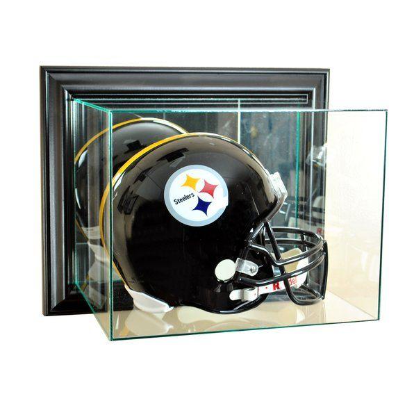 Wall Mount Football Helmet Glass Display Case Wall Mounted Display Case Helmet Display Football Helmet Display
