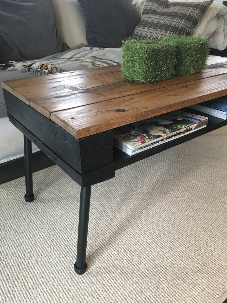 reclaimed wood pallet coffee table furniture reclaimed on modern farmhouse patio furniture coffee tables id=41406