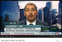 Brookstone President and CEO Dean Zayed talks to CNBC about economic news that investors should focus on. Sign up on www.Bealelee.com for a complimentary financial consultation to discuss what you see.
