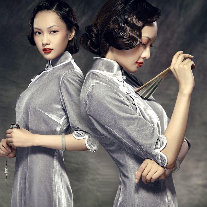 1 custom tailored qipao cheongsam brand チャイナドレス 雅 ドレス